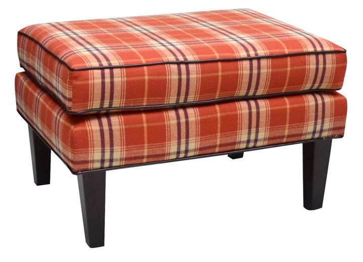 "Hocker ""Dublin"", Art.-Nr.: 6600-00, Maße ca. in cm: 71 B x 56 T x 46 H"