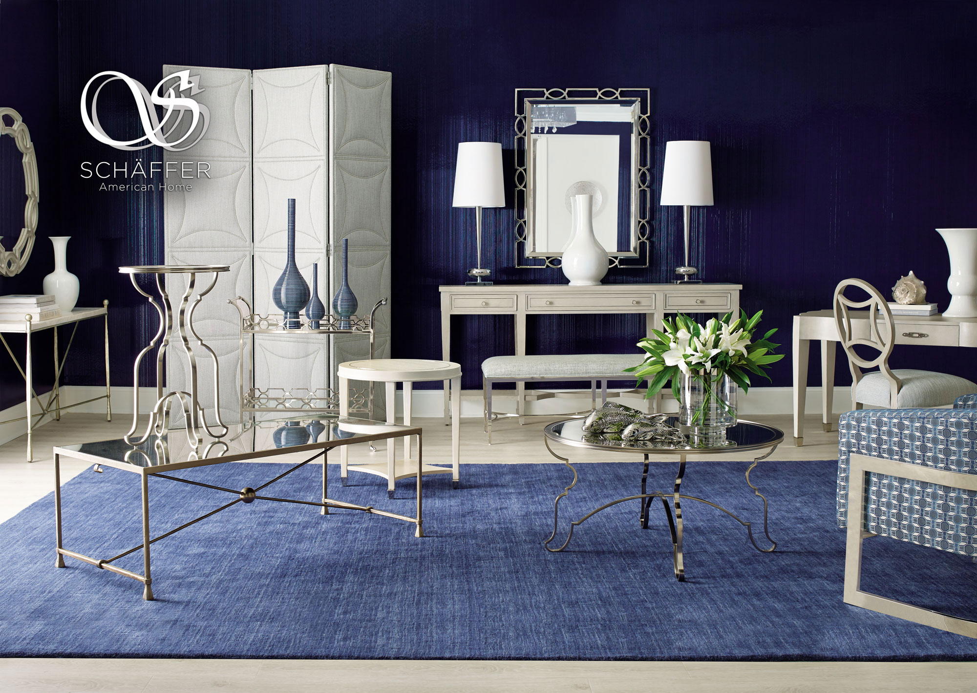 sch ffer american home. Black Bedroom Furniture Sets. Home Design Ideas