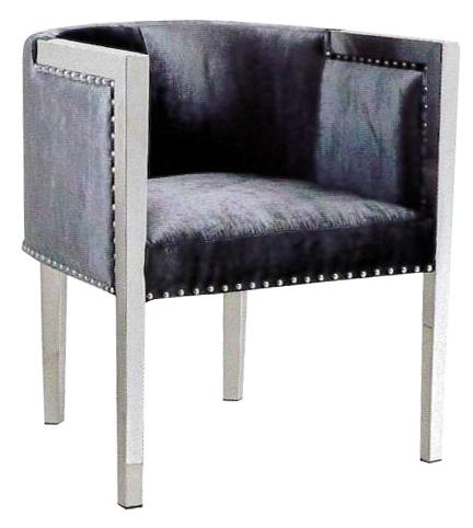 "Stuhl ""Aspen"" , Art.-Nr.: Y-1808, Höhe ca. 71 cm, Breite 64 cm, Tiefe 55 cm.  Sitzhöhe 46 cm"