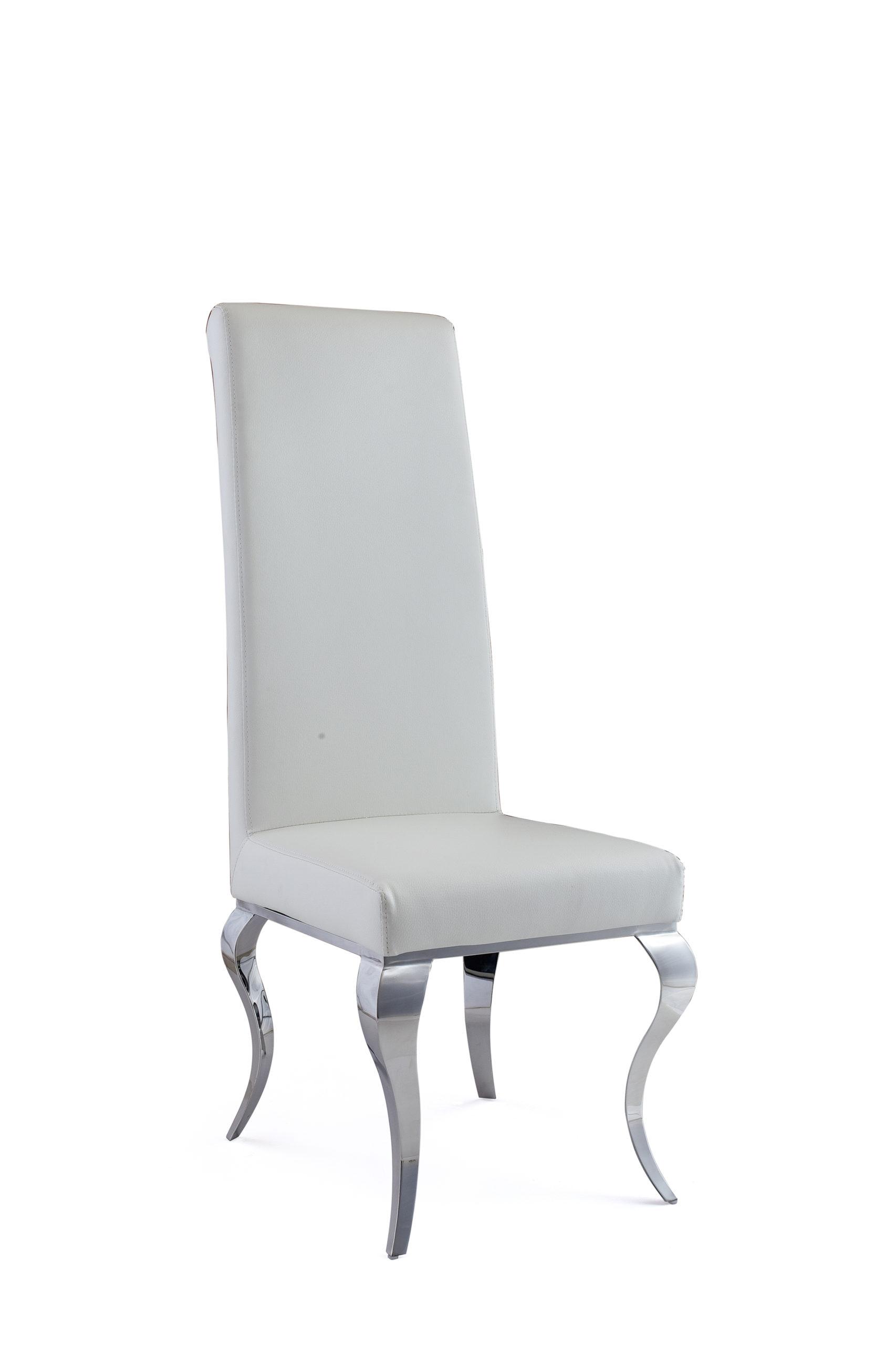 "Stuhl ""Christie"", Art.-Nr.: Y3022H, Maße ca. in cm: 48 B x 55  T x 120 H"